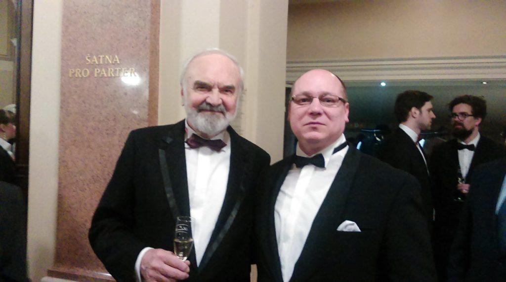 Zdeněk Svěrák a Vladislav Stanko